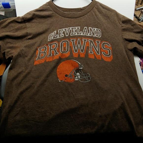 NFL Shirts | Cleveland Browns Tshirt